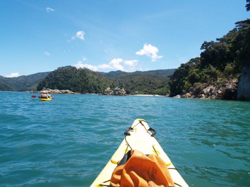 Abel Tasman - Nieuw Zeeland