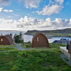 The Cowshed Boutique Bunkhouse (Uig, Schotland)