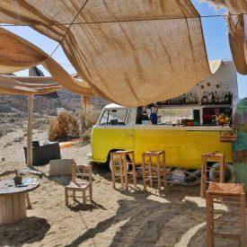 Kolimpithra Beach - Surfstrand (Tinos, Griekenland)