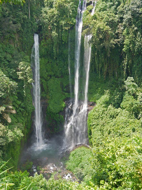 Sekumpul Waterfall - Bali Indonesië