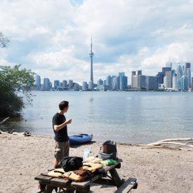 Toronto Island (Canada)