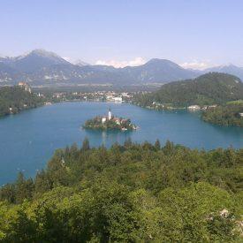 Mala Osojnica (Bled, Slovenië)