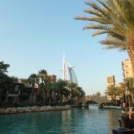 Madinat Jumeirah (Dubai, Verenigde Arabische Emiraten)