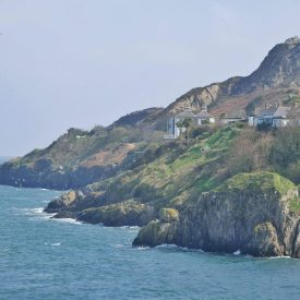 Howth Cliff Walk (Howth, Ierland)