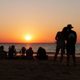 Mindil Beach Sunset Market (Darwin, Australië)