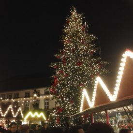 Kerstmarkt Düsseldorf (Duitsland)