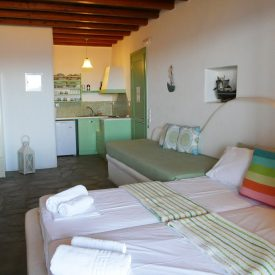 Parathyro Sto Aigaio 2 – Small suites (Tinos, Griekenland)