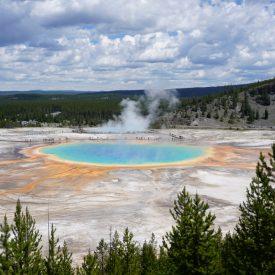 Yellowstone National Park (Wyoming, Verenigde Staten)