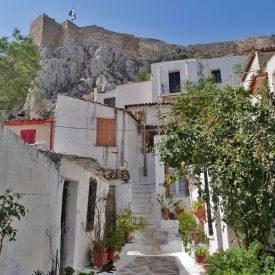 De Plaka (Athene, Griekenland)
