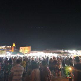 Djemaa el Fna (Marrakech, Marokko)